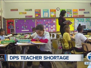 Will there be enough teachers for DPS this year?
