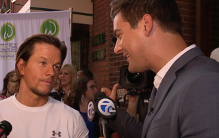 Wahlberg talks Detroit at Wahlburgers event