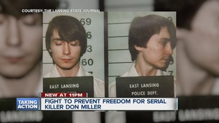 Victim's family fights serial killer's parole
