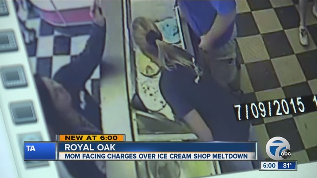 Kroger cakekicking suspect also accused in ice cream store assault