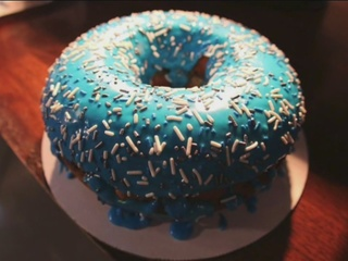 Lions to sell 'Big Blue Donut' at Ford Field