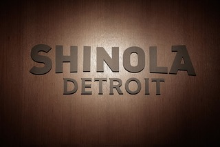 Shinola opening location at Somerset Collection
