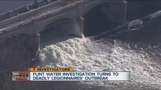 Flint investigation turning towards Legionnaires