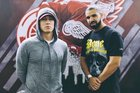 Eminem joins Drake at Joe Louis Arena concert