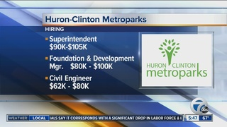 Superintendent job open in Huron-Clinton Metropa