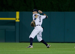 Tigers shut down Kinsler until cleared