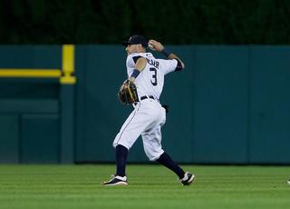 Tigers shut down Kinsler until cleared