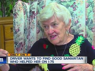 Encounter with Good Samaritan raises race issue