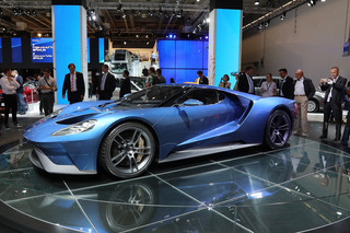 Ford to produce GT supercar for 2 more years
