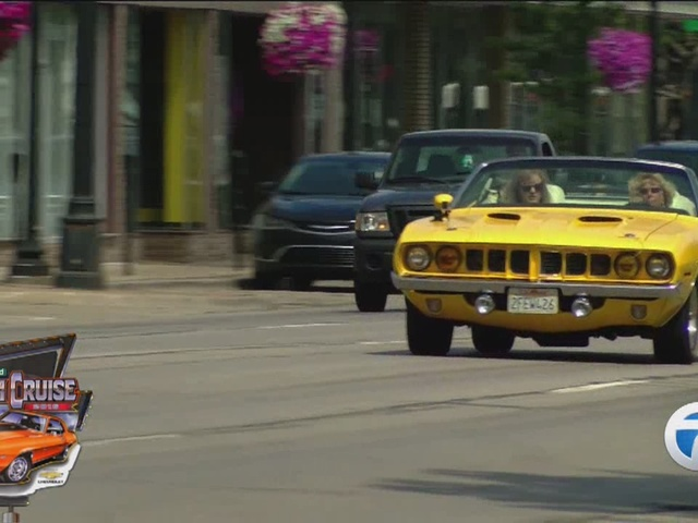 2016 Woodward Dream Cruise: Segment 6