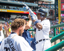 Pair of Upton 3-run HRs help Tigers top Red Sox