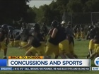Concussions & sports