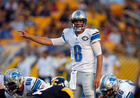 Lions have mix of young and old behind Stafford