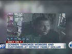 Search for suspects in dollar store robbery