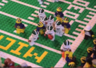 VIDEO: Wild MSU-Michigan finish in Lego form