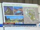 Plans unveiled for site of former Northland Mall