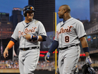 Cabrera, Upton power Tigers to win over Twins