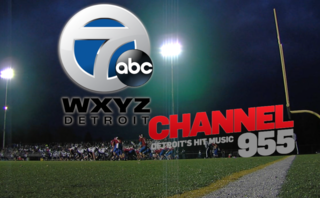 WXYZ partners will 955 for high school football