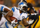 Lions release running back Stevan Ridley