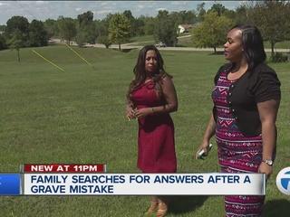 Woman's desperate search for father's gravesite