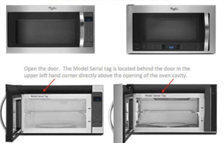Whirlpool recalls 15K+ microwaves over fire risk