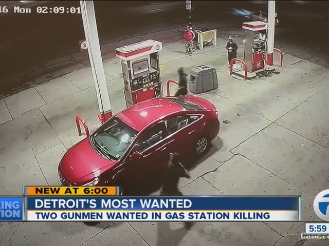 Detroit's Most Wanted: Suspects wanted for killing man inside his car