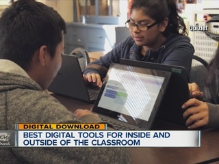 Digital tools that help students learn in class