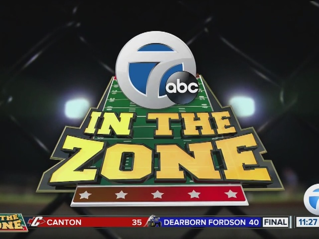HIGH SCHOOL FOOTBALL HIGHLIGHTS: 7 In The Zone, week 1