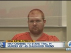 Man bound over for trial in murder of 21 y.o.