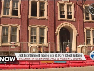 Jack Entertainment HQ to move in vacant school