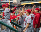 Angels beat Tigers in ejection-marred game