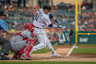 Victor Martinez, three others ejected vs. Angels