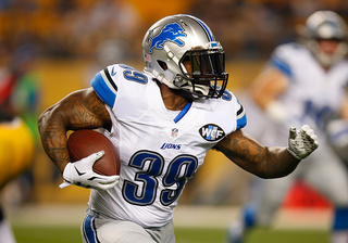 Colts sign former Lions RB Ridley