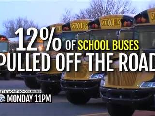 Monday: Rating the best & worst school buses