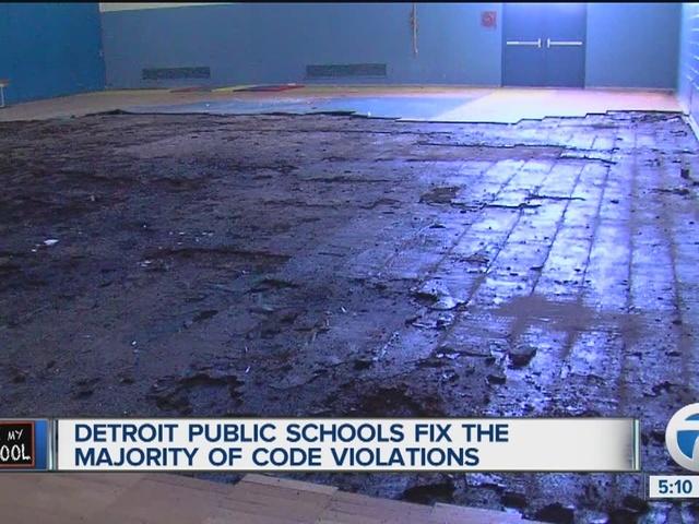 DPS fixes majority of code violations