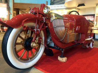 Detroit Historical Museum displays new vehicle
