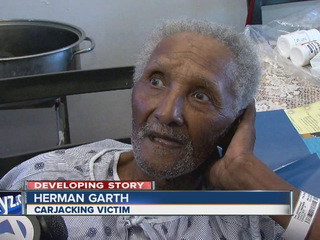 81 y.o. veteran shot during Detroit carjacking