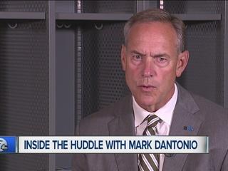 "Dantonio: ""Everything comes through E. Lansing"""