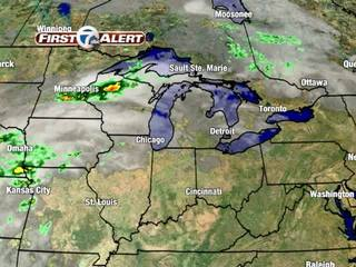 FORECAST: Cooler temps by the end of the week
