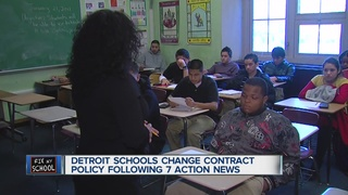 DPS changes policy in wake of WXYZ reports
