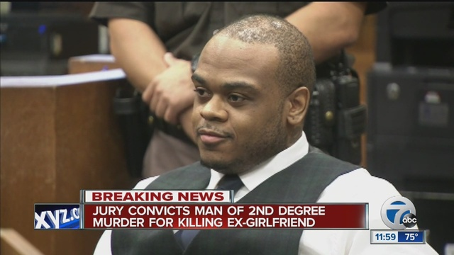 Ex-boyfriend guilty in death of woman in trash bin