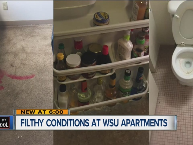Students Call On Wayne State University To Improve Student Housing