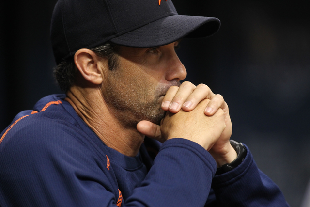 Brad Ausmus will not return as Tigers manager
