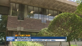 Concerns raised about Southfield city hall