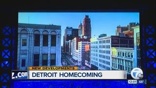 LIVE: Detroit Homecoming event continues