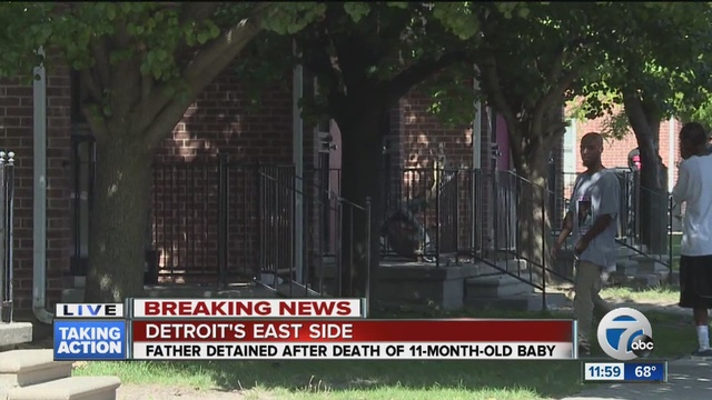 Deceased baby dropped off at St. John's Hospital