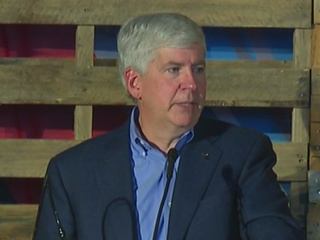 Governor Snyder delivers 2017 State of the State