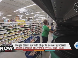 Meijer home delivery begins today