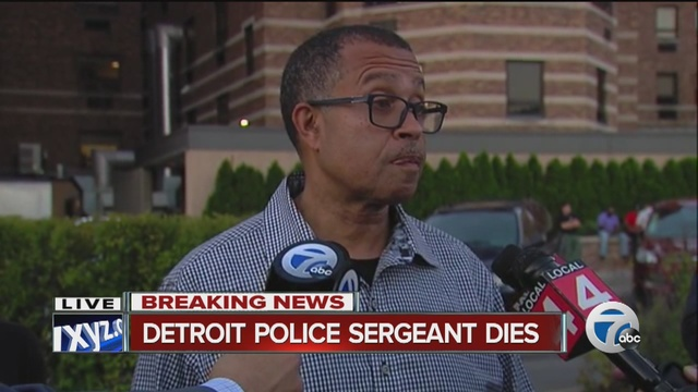 Detroit officer dies, days after gas station shooting