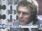 Spotlight on former broadcaster John Kelly